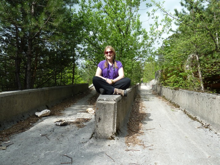 me-on-the-luge-Sarajevo-Bosnia