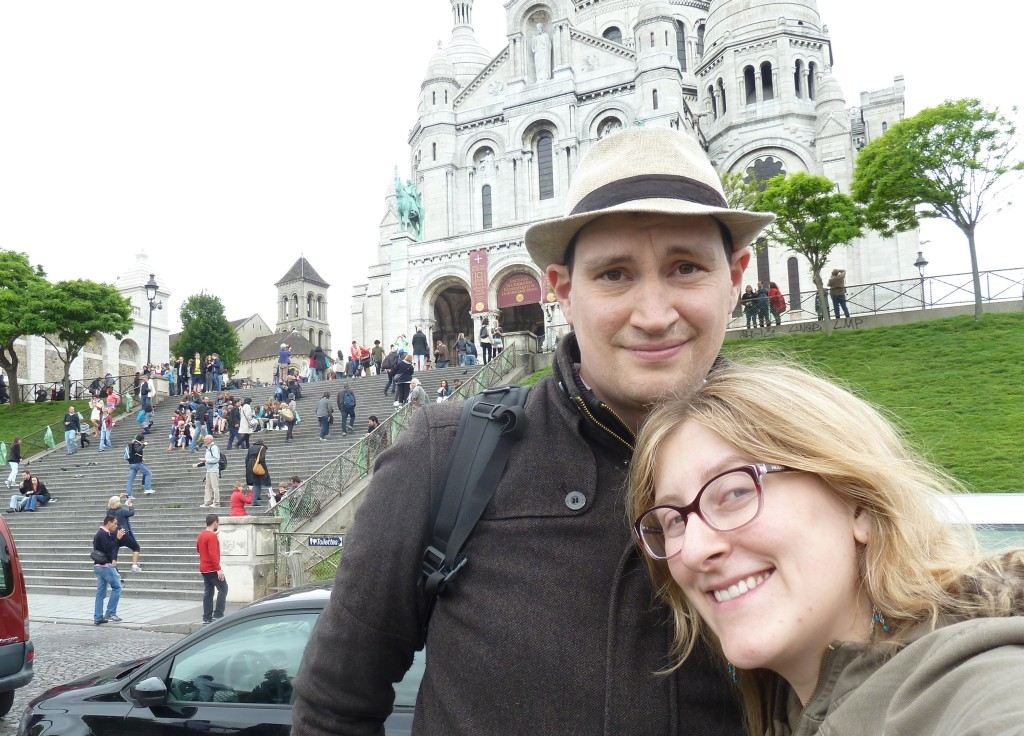 Sacre-Coeur-Montmartre-Paris-France