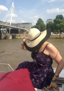 This particular boat was a private hire for a hen party but hey, same difference
