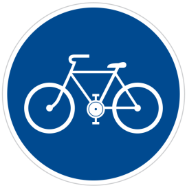 cycle-lane-sign